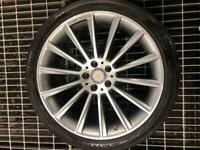 """Mercedes S Class 20"""" AMG Wheels with tyres"""
