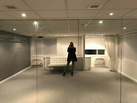 Retail/Office/Therapy Studio Space - Open Plan/spotlit/mirrored with Changing Room