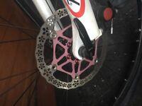 Carrera bike