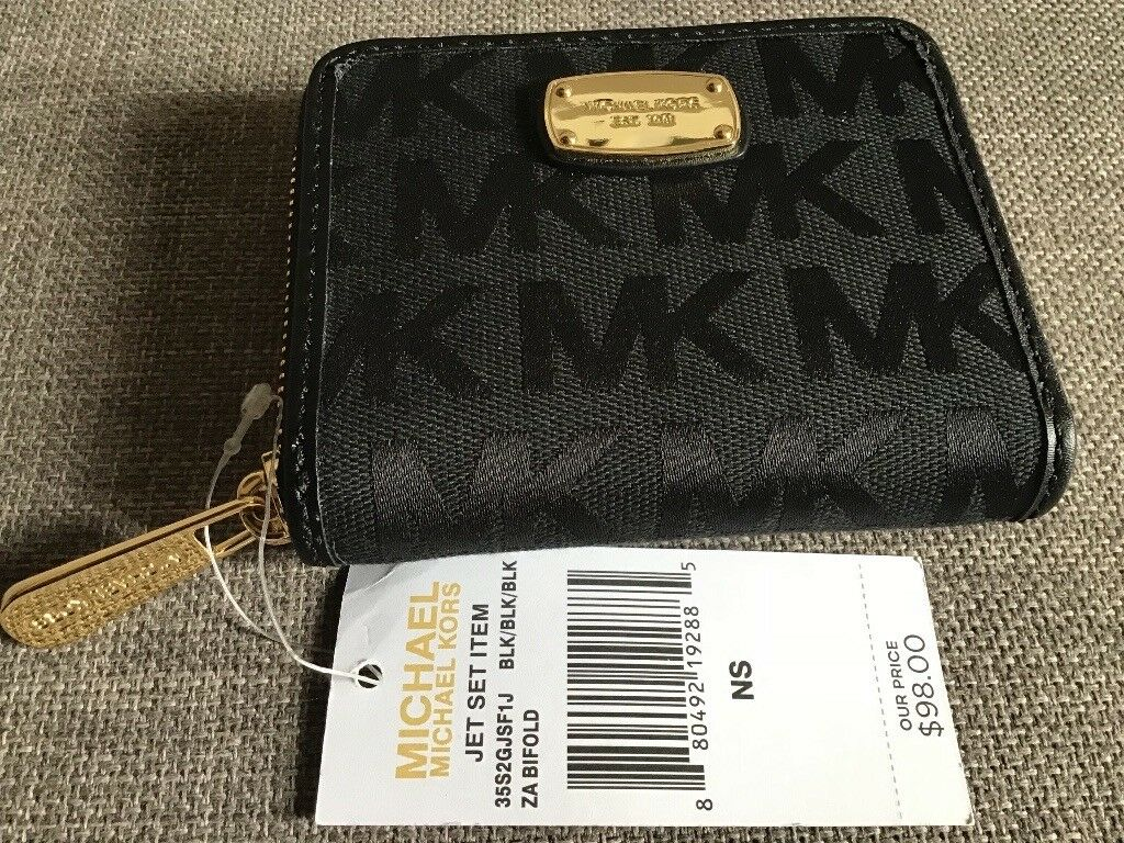 9f198429be87 Michael Kors small black purse Reduced Price | in Kirkcaldy, Fife ...