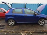 Fiat punto spares or repairs