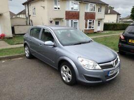 Vauxhall Astra 1.8l petrol