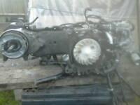 Honda pcx 125 parts