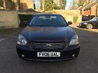 KIA MAGENTIS 2.0 DIESEL AUTO ** VERY LOW MILEAGE ** LEATHER SEATS ** 2 KEYS