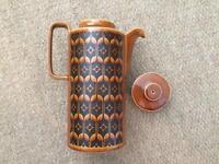 Hornsea Heirloom 1970's Coffee Pot