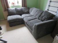 For Sale - corner sofa unit