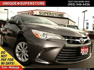 2016 Toyota Camry LE | POWER GROUP | CAMERA | KEY-LESS | MINT |