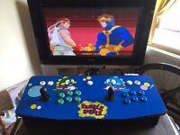 Retro Arcade - TVCade Portable Plug & Play Arcade machine