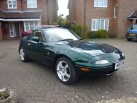 Mazda Mx5 Automatic - reluctant sale