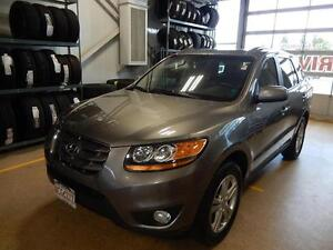 2011 Hyundai Santa Fe GL FWD fuel saver