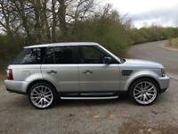 2007 Land Rover Range Rover Sport 4.2 V8 Supercharged 74000 Miles
