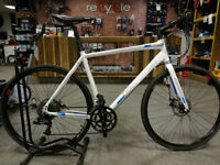 C Boardman comp hybrid sports bike