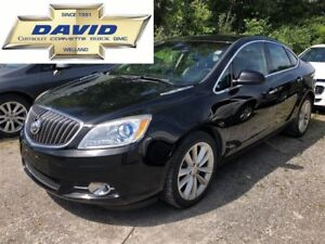 2012 Buick Verano 1SL/ LEATHER/ REMOTE START/ HEAT SEATS/ AS-IS!