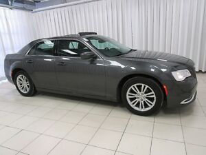 2017 Chrysler 300 TEST DRIVE TODAY!!! SEDAN W/ SUNROOF, NAVIGATI