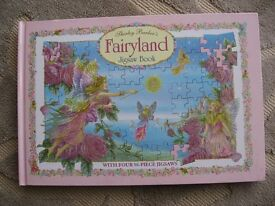 Fairyland Jigsaw Puzzle Book