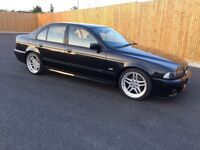 Bmw 530 Sport Black New Mot great condition
