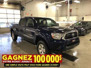 2013 Toyota Tacoma V6**SR5**CREW CAB**BAS KM**