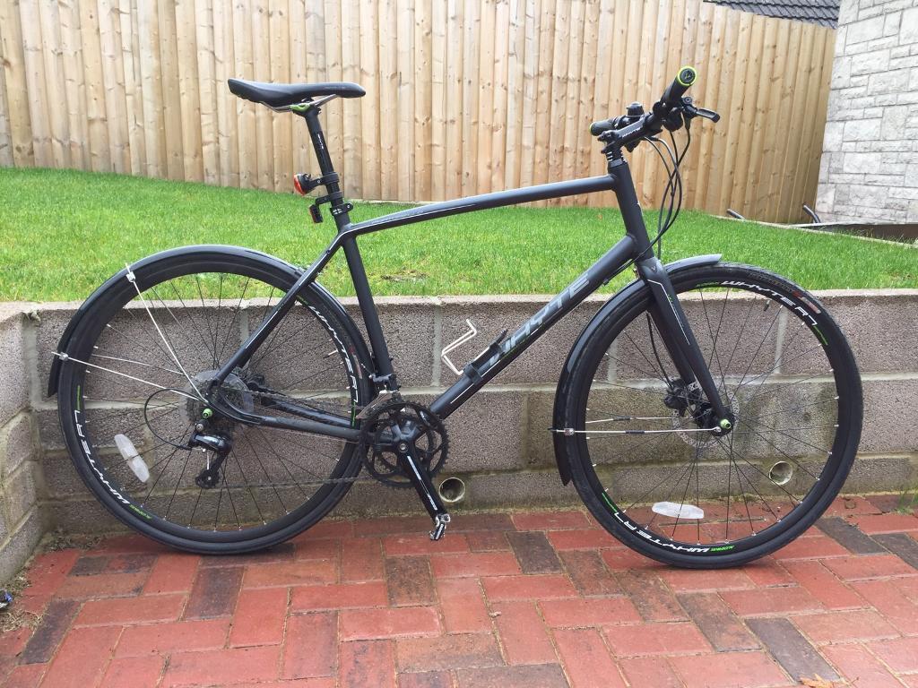 Whyte bike