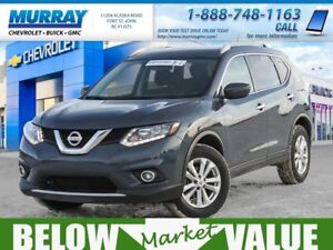 2016 Nissan Rogue SV AWD  **heated seats! single owner!**