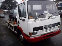 daf lf45-150 recovery 2001 7.5 tonnes