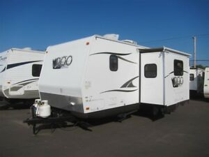 2013 Rockwood Roo 25RS Par FOREST RIVER