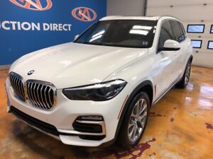 2019 BMW X5 xDrive40i NAVI/ SKY LOUNGE VISTA ROOF/ HEATED, 16...