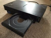 Playstation 2 PS2 Console + 2 Controllers + Games
