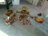 Jake and the neverland pirates set
