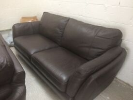 1 large 1 small 2 seater sofas.£250