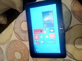 windows 10 tablet with charger. great condition
