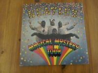 Vintage Beatles double vinyl EP record of Magical Mystery Tour. Produced in 1967