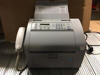 Samsung SF760P A4 mono laser fax machine