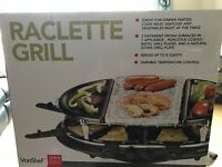 Raclette Grill. Brand new still boxed