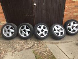 Volvo t5 alloy wheels