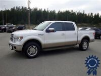 2013 Ford F-150 King Ranch SuperCrew 4WD w/Remote Engine Start