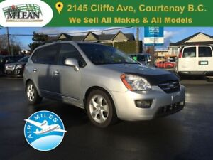 2009 Kia Rondo EX Leather Seats Sunroof 7 Passenger