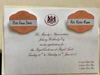 2 X Royal Enclosure Badges for Royal Ascot on Saturday 24th June 2017