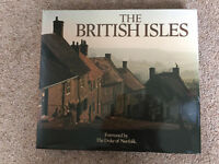 Books - Two Enormous Coffee Table Photo Books for sale - The World in Focus, and The British Isles