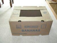 Strong cardboard box