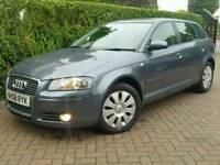 2008 AUDI A3 1.9 TDI E*FSH*PANORAMIC ROOF*R.TAX..£30+CHEAP INSURANCE*#SEAT#GOLF#A4