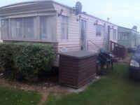 4/6 berth Static caravan to let- Overstrand, North Norfolk