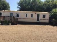 Willerby Lyndhurst winter pack three bedroom not sited static caravan off site