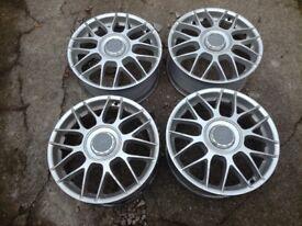 """Audi,Vw, Seat, Skoda, BBS rc 326 genuine wheels 17"""""""