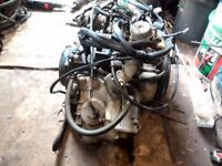 MALAGUTI MADISON 125cc scooter engine