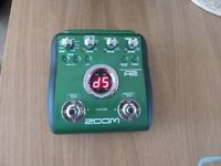 Zoom A2 Guitar Effects Pedal