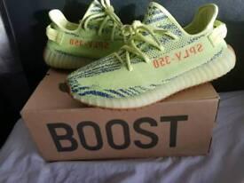 Adidas Yeezy Boost 350 v2 Semi Frozen uk10.5