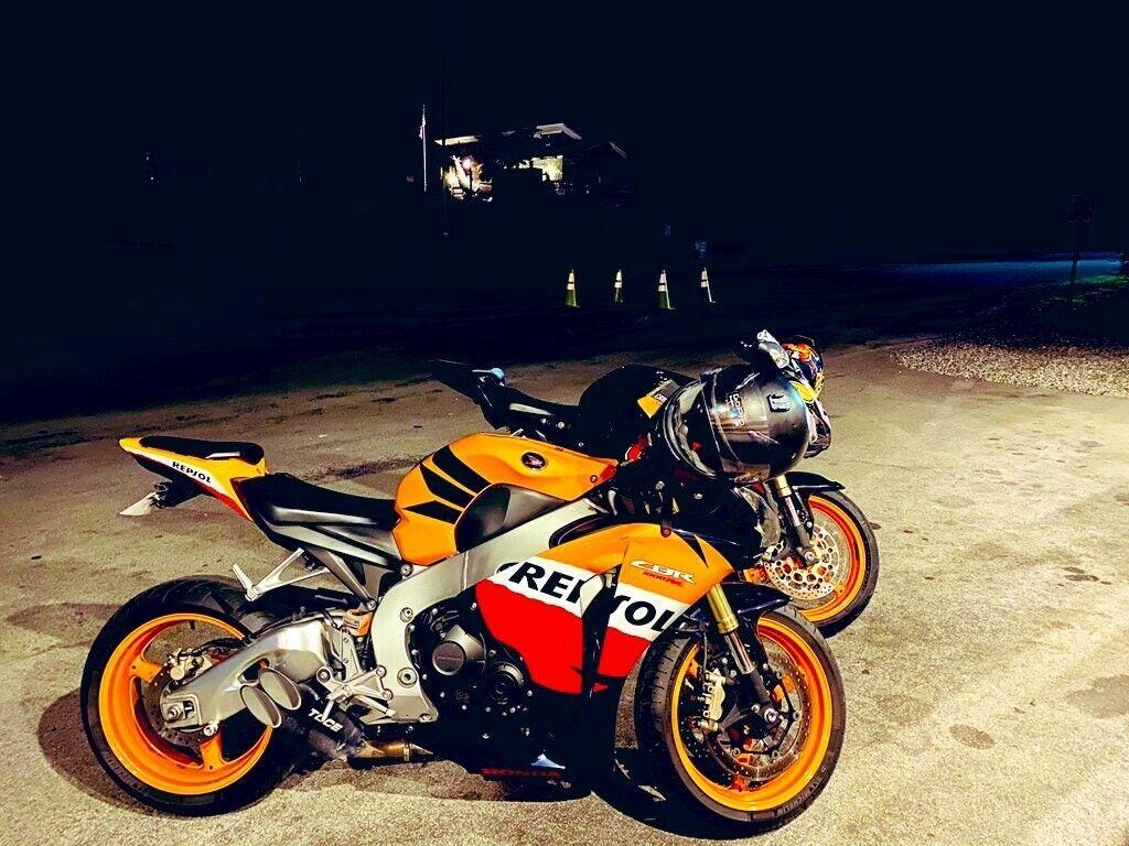 2011 Honda CBR1000rr Respol