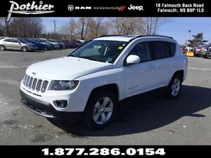 2015 Jeep Compass HIGH ALTITUDE | 4X4 | LEATHER | HEATED SEATS |