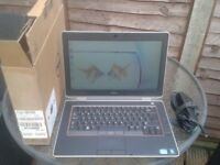 dell e6420 in the box and free gift too if u call 07432563215