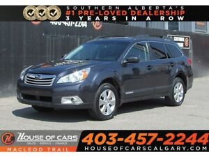 2010 Subaru Outback 3.6 R Limited/ leather/sunroof/back up/Navi